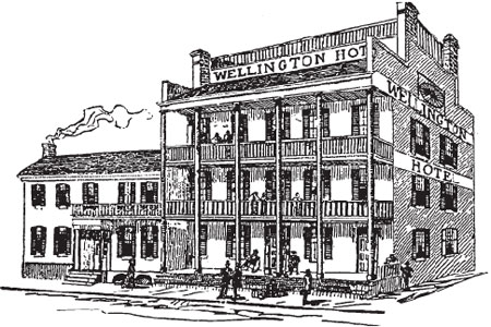 The Ontario House Hotel