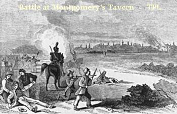 Battle at Montgomery's Tavern