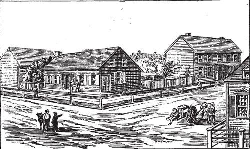 Joseph Cawthra's House