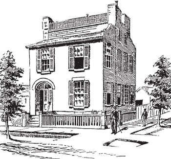 Simon Washburn's House