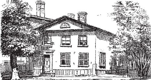John Sleigh's House