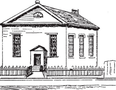 The British Wesleyan Methodist Chapel