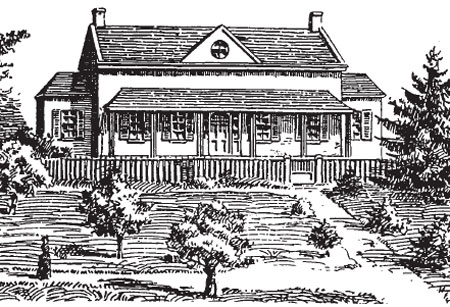 McGill Cottage